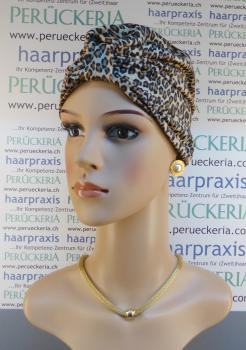 Turban Leopardo